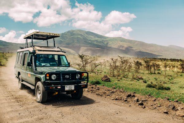 Tsavo hills